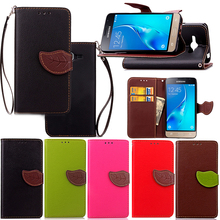 Buy Leaf Buckle PU Leather Flip Phone Case Samsung Galaxy SM-J120F/DS J1 2016 J120 J120F J120H Duos SM-J120 4.5 Inch Case Cover for $3.76 in AliExpress store