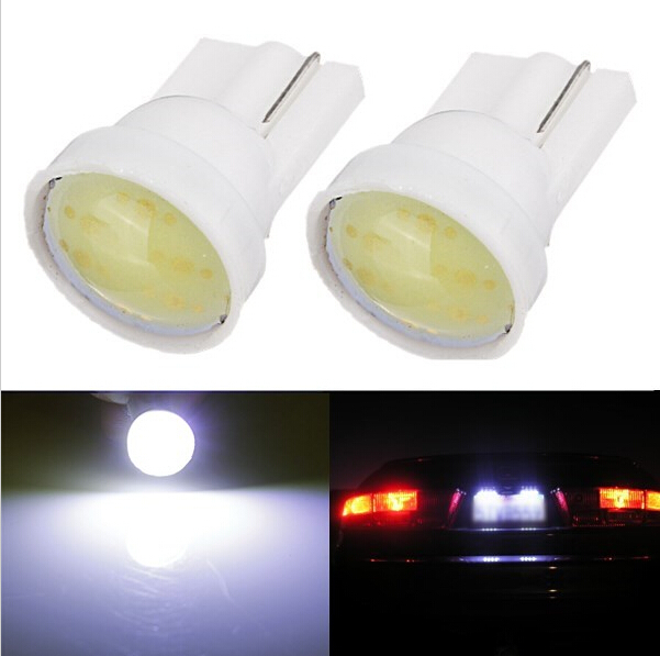 T10 194 168 W5W 6 LED COB Chip Car led Door Light Clearance Light Wholesale Car