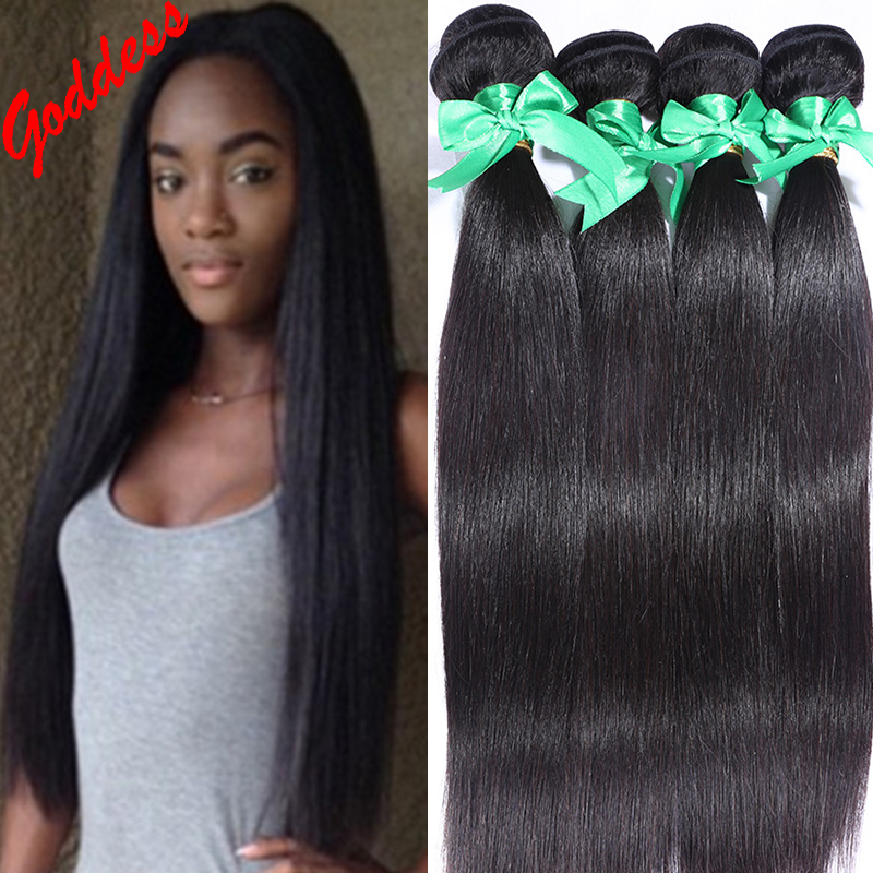 unprocessed 6a Malaysian virgin hair straight 8-30 inch human hair weaves 3 bundles/lots rosa malaysian straight hair bundles
