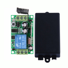 Buy DC 12V 1 CH Relay Receiver Wireless Remote Control Switch 315/433.92 RF Radio Frequency RX Learning Momentary Toggle Latched for $6.40 in AliExpress store