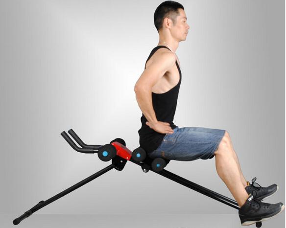 5 minutos de la talladora aparatos de gimnasia verticales - 5 minutes fitness maison ...