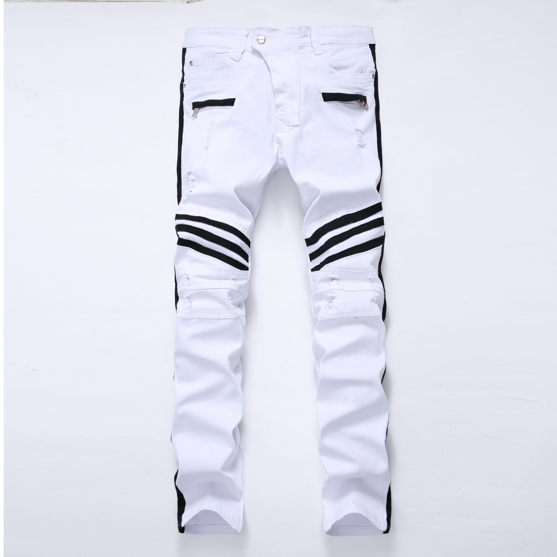 Popular Famous Brand Men White Jeans-Buy Cheap Famous Brand Men ...