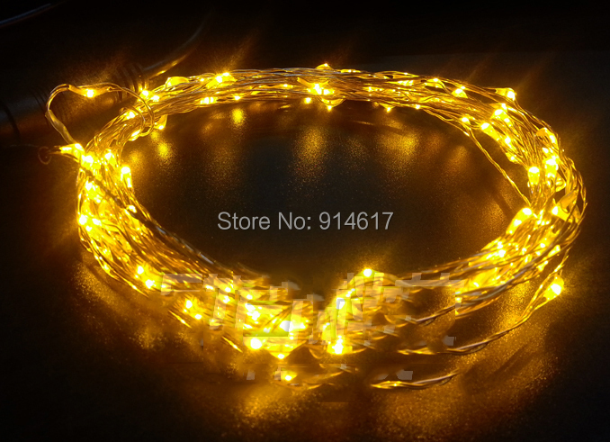 12 Volt String Lights Led : Aliexpress.com : Buy 12 Volt Waterproof Copper string light 10M 100 LED Outdoor Christmas fairy ...