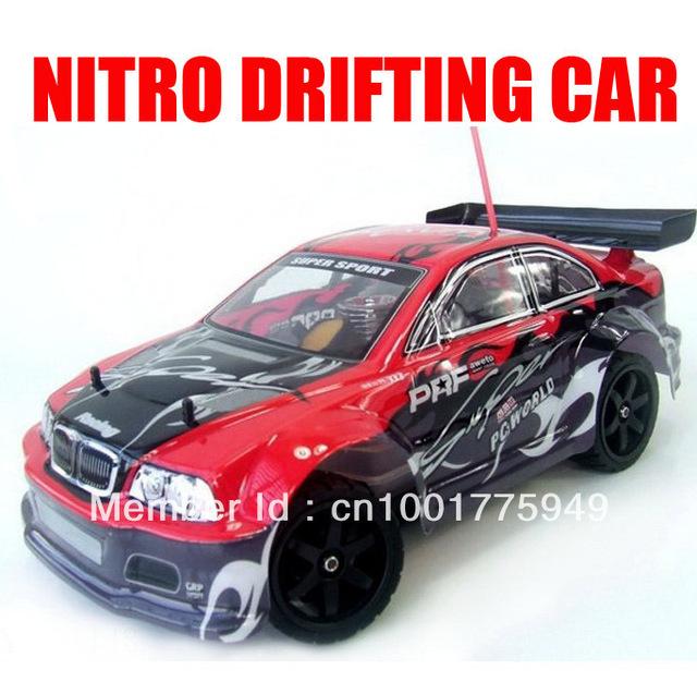 Promotion Price!!! 1:16 drifting racing on-road rc nitro car gas power car/5cc Taiwan engin/Victory Hawk VH-V16/RTR
