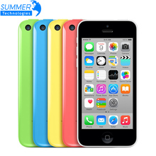 Original Unlocked Apple iPhone 5C Cell Phones 16GB