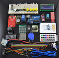 RFID Starter Kit Upgraded version Learning Suite with i2c 1602 For UNO R3 Free Shipping