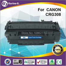 compatible drum CRG308 CRG508 toner 2500 page yield HP LaserJet 1320 1320N 1320TN 3390MFP3392MFP Canon LBP-3300 lbp-3360(China (Mainland))