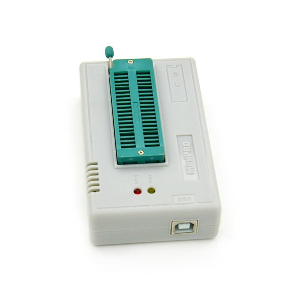 Купить 1KIT MiniPro TL866CS Prgrammer USB Универсальный Программатор/Bios Программы + 6 шт. Адаптер бесплатная доставка