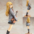 20cm Action figure Your Lie In April Miyazono Kaori cartoon doll PVC Toy box packed Japanese