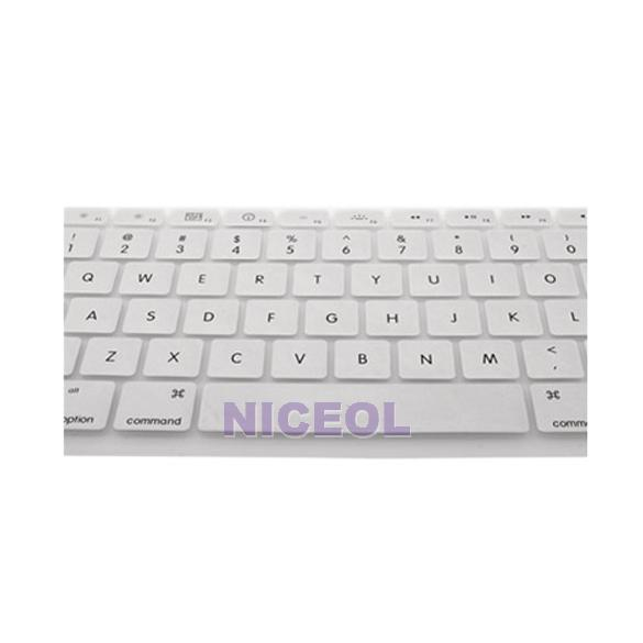 NI5L White Keyboard Silicone Cover For Laptop 13.3<br><br>Aliexpress