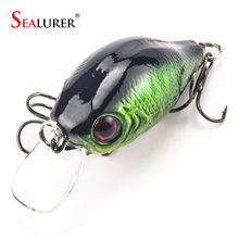 Brand Lifelike Fishing VIB Lure 5.5CM 8G Pesca Hooks Fish Wobbler Tackle Crankbait Artificial Japan Hard Bait Swimbait