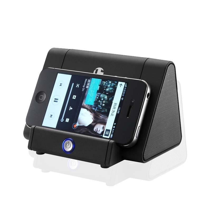 Portable Subwoofer Speaker Boom sensing area Hi-fi Boxes Hifi Stereo Audio Receiver For IPhone xiaomi Samsung mp3(China (Mainland))