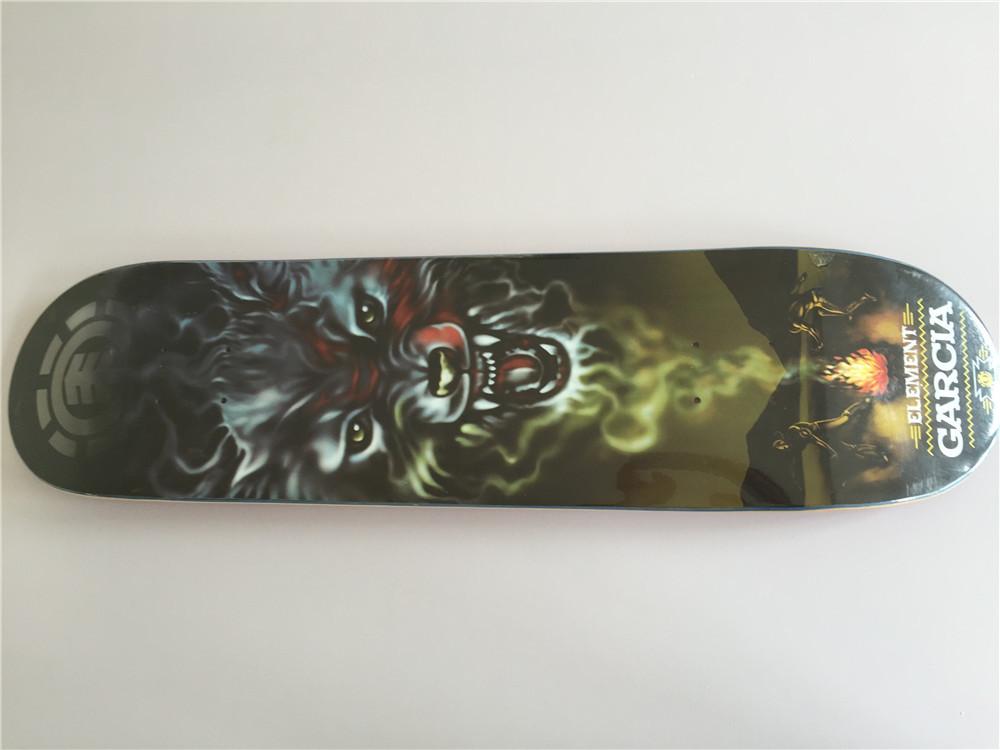 ELEMENT CARCIA 7.875X32 Boards Canadian Maple Wooden Street Skateboarding Skateboard Deck<br><br>Aliexpress