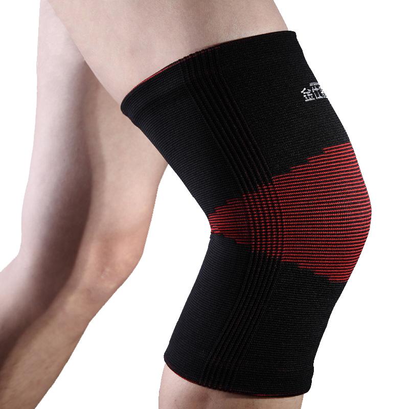Sports Kneepad Warm Mountain Biking Badminton Basketball Running Fitness Protective Gear Basketball Arm Sleeve For Kids Tape H53(China (Mainland))