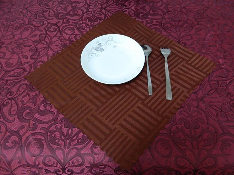 DS95 Dongsheng cloth napkins napkin folding cloth jacquard special customized hotel supplies(China (Mainland))