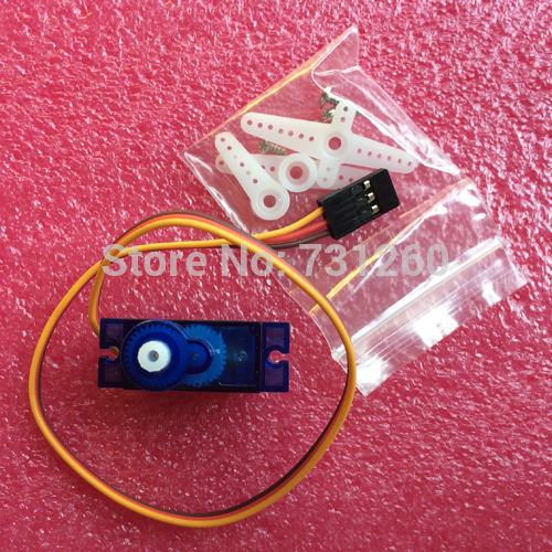 Free Shipping 20X SG90 9g Mini Micro Servo for RC for RC 250 450 Helicopter Airplane Car &Best prices(China (Mainland))