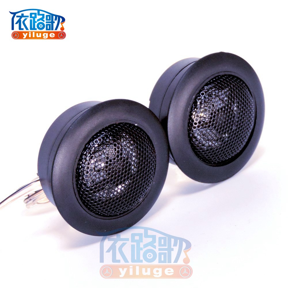 800W Tweeter Super Power Loud Speaker Component Speakers for Car Stereo Flush/Surface Mount 49mm Diameter Dome Small Car Audio(China (Mainland))
