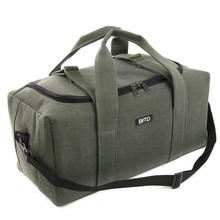 2015 New Vintage canvas linen luggage bag large capacity men travel handbags wholesale outdoor travelling messager shoulder bags(China (Mainland))