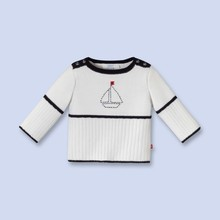 2015 Pull Enfant Garcon Jacadi Appliques New Products Listed Sweater Coat Support Counters Inspection Special Offer 011 Only 1m(China (Mainland))
