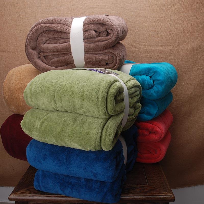 Fleece Blanket Quilt Arrival Promotion Frozen Blanket Towel Isconvoluting Single Comfortable Thickening Coral Fleece Christmas(China (Mainland))