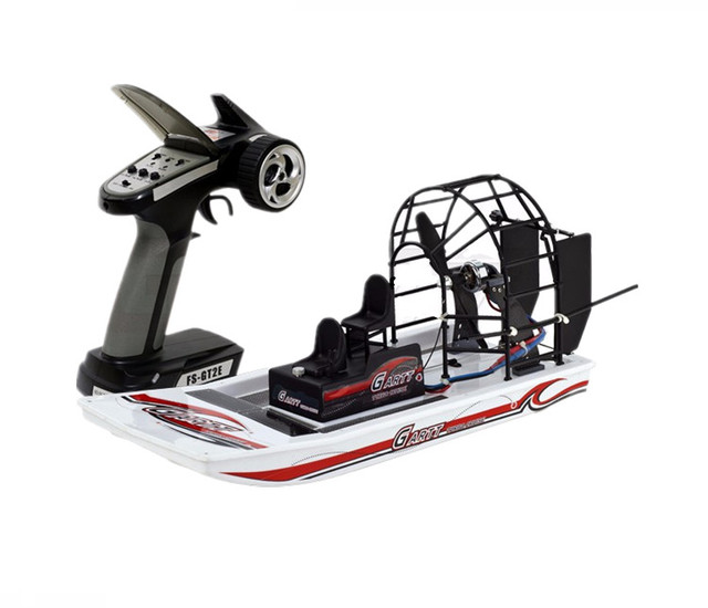 GARTT High Speed Swamp Dawg Air Boat New COMBO RC Remote Control Chrismas present