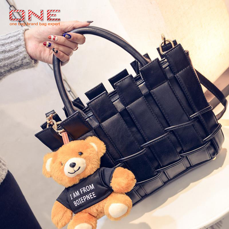 2016 new fashion bags handbags women famous brands women messenger bags PU leather handbags ladies shoulder bags tote bag ZL111