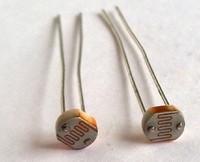 Free shipping 50pcs Photoresistor 5MM GL5537 LDR Photo Resistors Light-Dependent Resistor