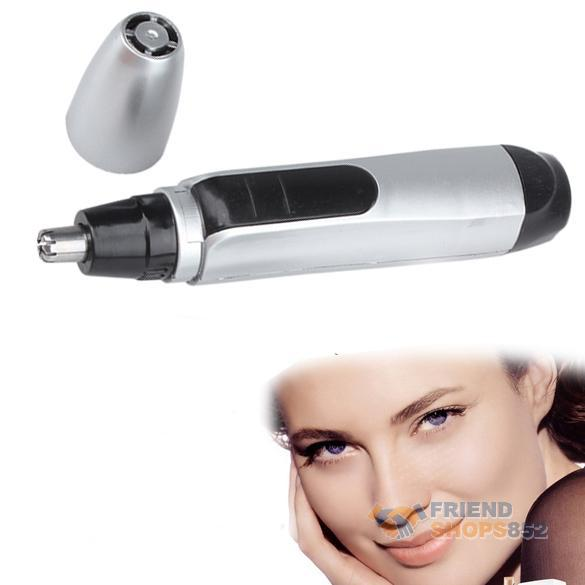 Nose Ear Face Hair Trimmer Shaver Clipper Cleaner New NIE
