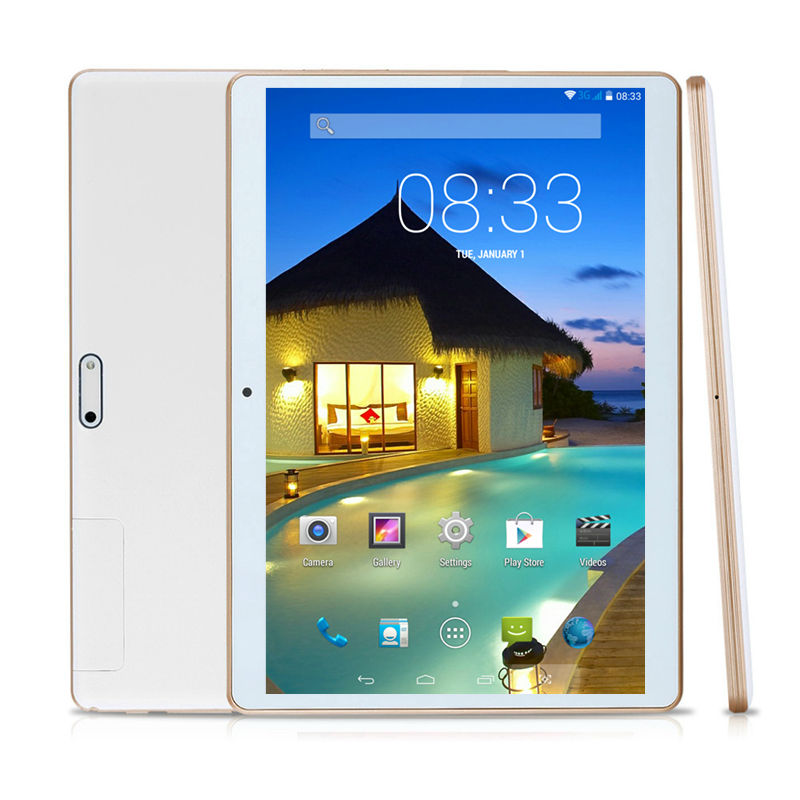 "9.6 Inch Android Tablet PC Tab Pad 2GB RAM 32GB ROM Quad Core Play Store Bluetooth 3G Phone Call Dual SIM Card 9.6"" Phablet(China (Mainland))"