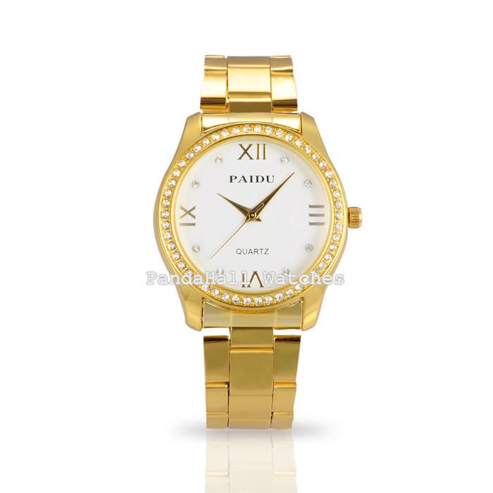 diamant horloges voor mannen