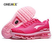 Max Woman Running Shoes For Women Fashion Run Athletic Trainers Pink Zapatillas Sports Shoe Cushion Outdoor Walking Sneakers