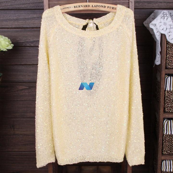 Пуловер С Бантом С Доставкой