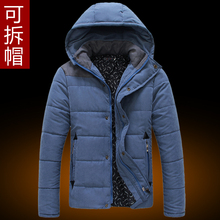 2014 new Winter men's brand clothes down jacket coat men's outdoors fashion casual sports thick warm parka coats & jackets