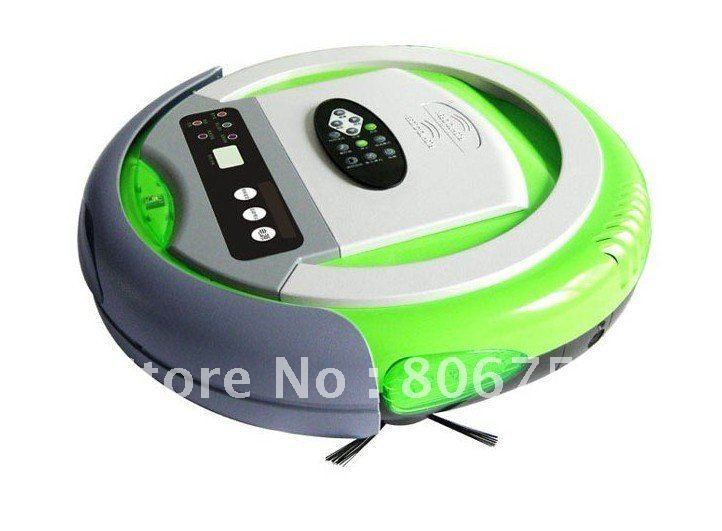 3 In 1 Multifunctional Cleanmate QQ-2L ,Robot Floor Cleaner,floor cleaning robot,robot cleaner wet,intelligent room cleaner(China (Mainland))