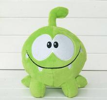 Plush toys cut the rope Om Nom cartoon stuffed and soft animal toys 20cm(China (Mainland))