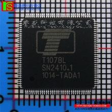 10pcs/lot T107BL LQFP128 navigation LCD driver IC new original in stock(China (Mainland))