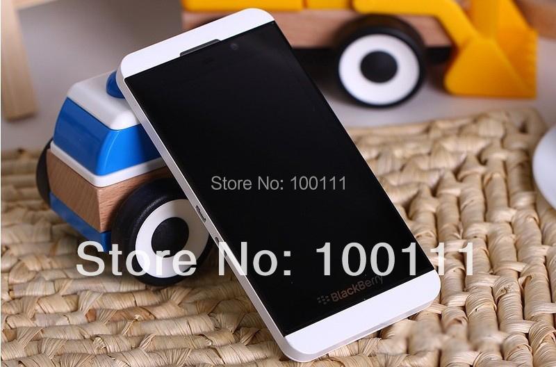 Free DHL/EMS shipping & unlocked Original BlackBerry Z10 Cell phones phone 4.2 Capacitive touchscreen,8MP camera,(Hong Kong)