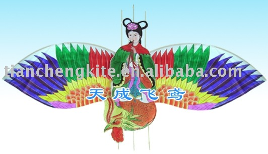 Chinese Traditional Kite in hand-painted(China (Mainland))