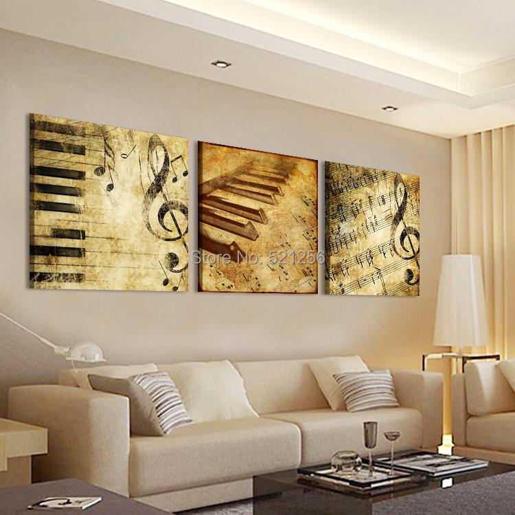 Moderno arte de la pared decoraci n del hogar impreso for App decoracion hogar