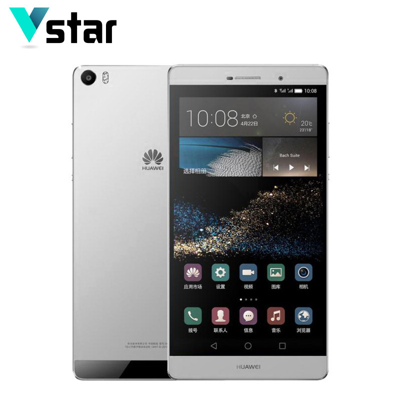 "ORIGINAL HUAWEI P8 Max 6.8"" 64GB ROM Mobile Phone 3GB RAM Kirin 935 Octa Core Android 5.1 Dual SIM Google Play Store(China (Mainland))"