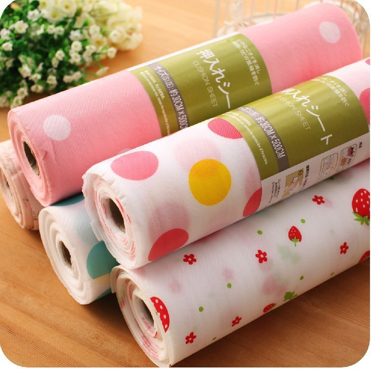 Elegant Flower Contact Paper Adhesive Shelf Drawer Liner Wall paper Decal sticker 30X300CM(China (Mainland))