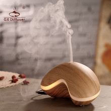 Buy GX Diffuser Hot Changing 7 Color LED Light Aroma Humidifier Essential Oil Aroma Diffuser Ultrasonic Humidifier Diffuser Aroma for $26.98 in AliExpress store