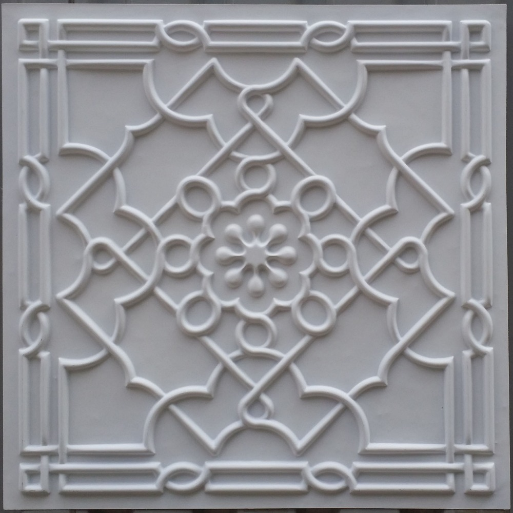 Pvc Ceiling Tiles : Popular decorative ceiling tiles buy cheap