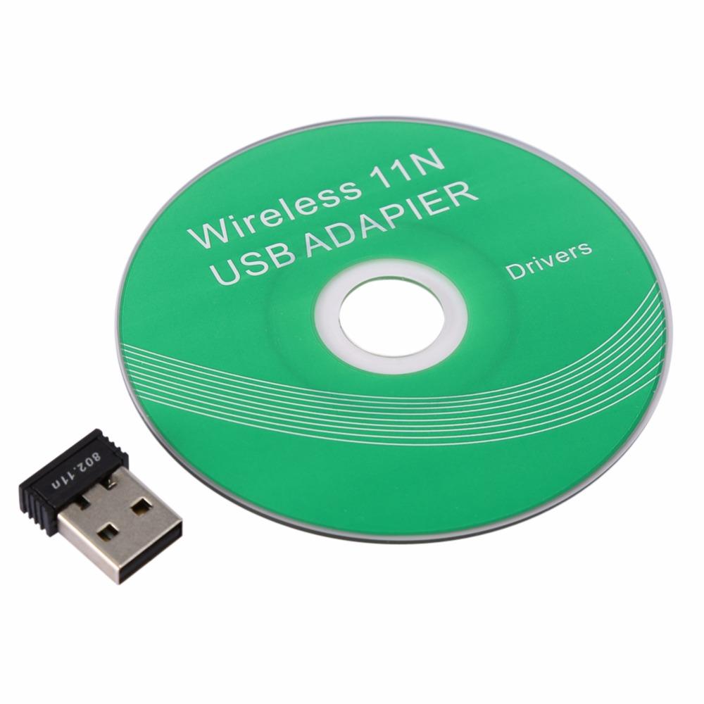 2017 Mini PC wifi adapter 150M USB WiFi antenna Wireless Computer Network Card 802.11n/g/b LAN+Antenna wi-fi adapters(China (Mainland))