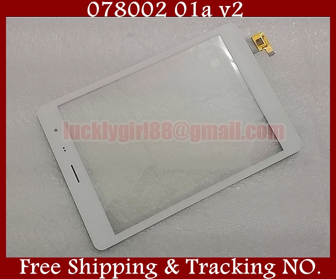 Original 7.85 inch 86v Capacitive Touch Screen 078002-01A-V2 CTP078047-05 Tablet Panel Digitizer Glass Sensor Replacement - Peace Striver Store store