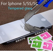 for iphone 5 Premium Real Film for iphone 5s Screen Protector for iPhone 6 tempered glass