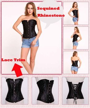 Hot Lady Sex Corset Wholesale And Retail