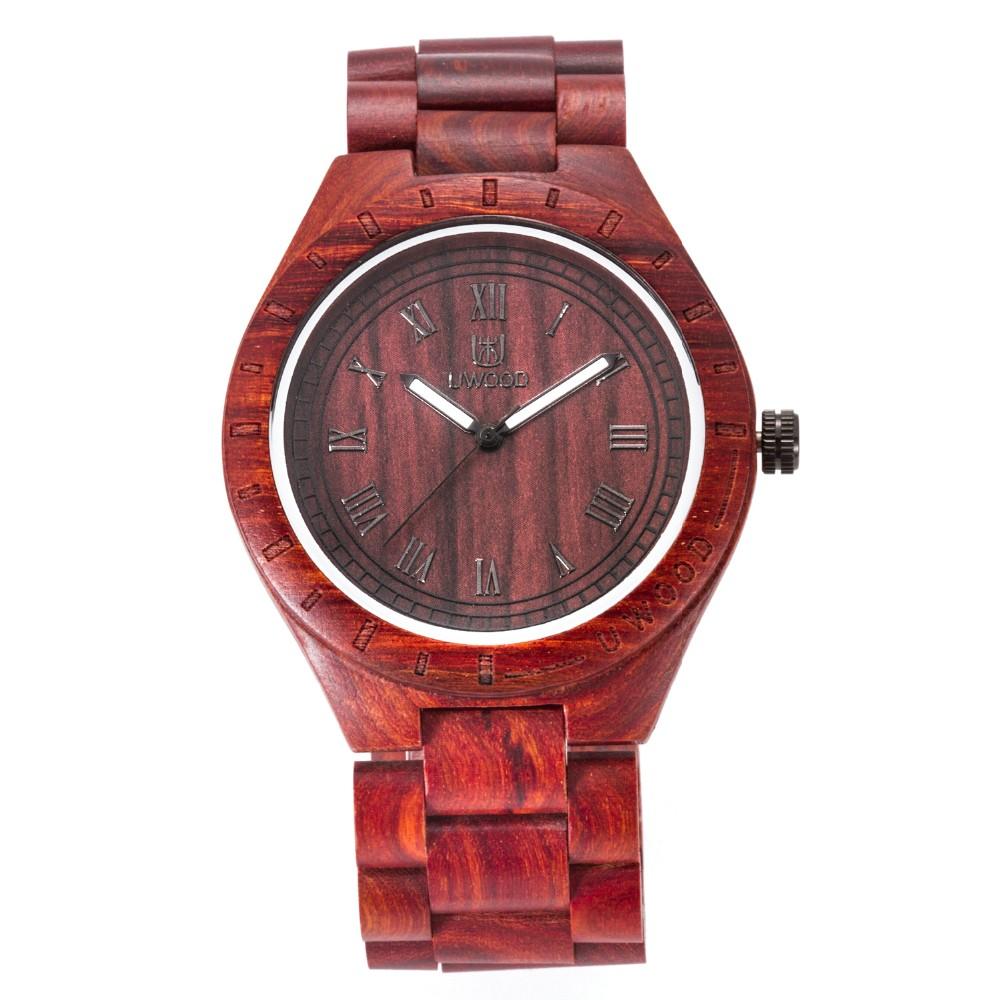 Мода Деревянный Кварцевые Часы Мужчины Римские цифры Случайные Дерево Платье Часы Женщины Люксовый Бренд Дизайн relogio мужской Часы Relojes