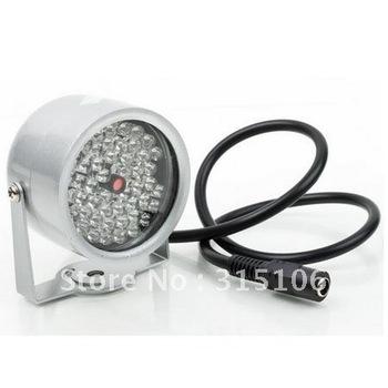 Free Shipping 48 LED Illuminator IR Infrared Night Vision Light Security Lamp For CCTV Camera