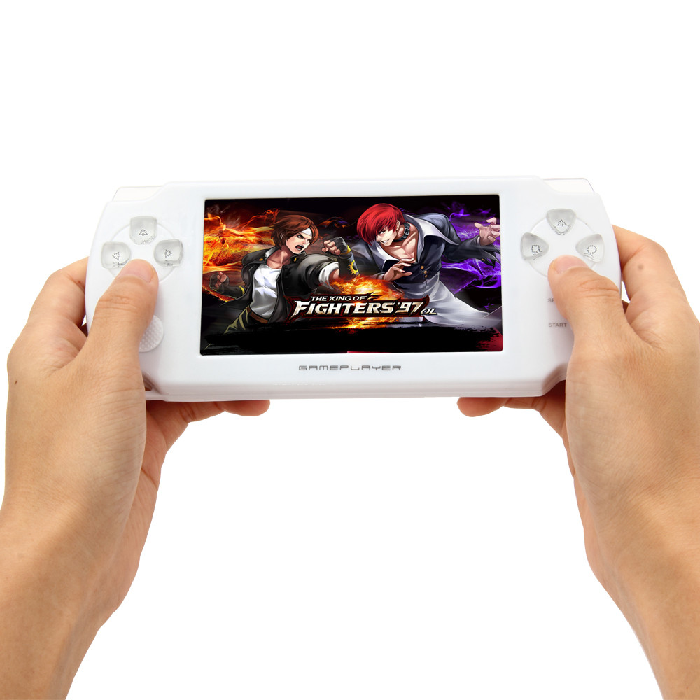 Coolbaby X8 Handheld Game Console Android Gamepad Game Console Video Game Camera MP3 MP4 Ebook Glassic Game Christmas Gift